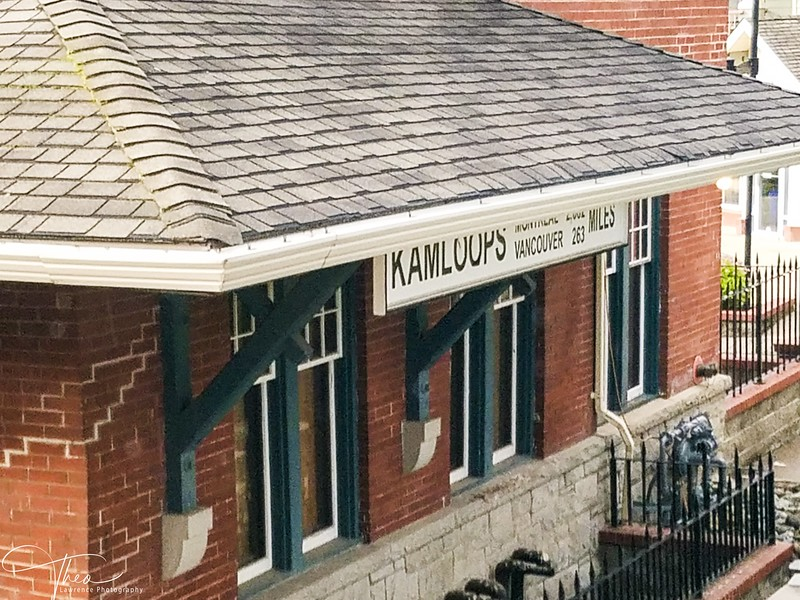 Kamloops Train Station
