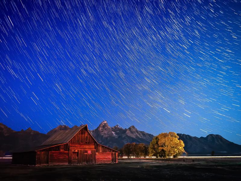 Teton Time Travel