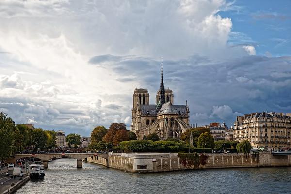 Notre-Dame - exterieur