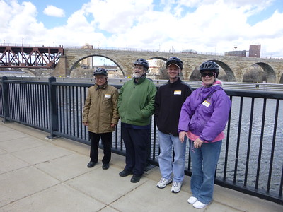 Minneapolis: April 13, 2015 (1:00 pm)
