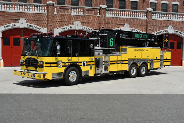 Company 6  - Ashburn Fire & Rescue (Ashburn station)