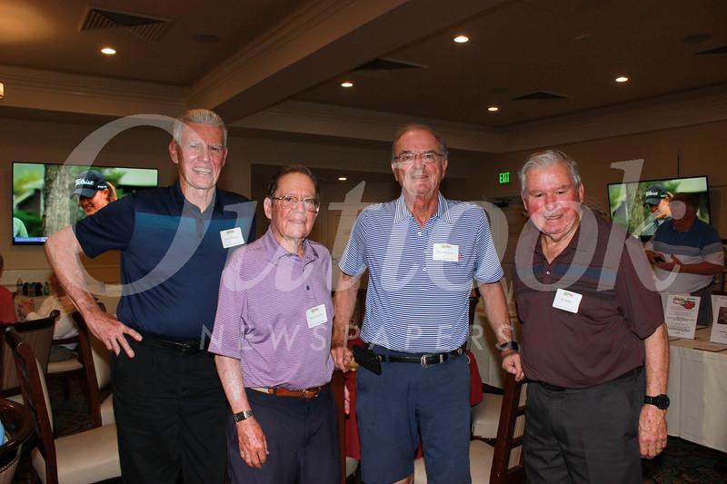 Larry Pittman, Wayne Carter, Phil Matthews and Ray Kelly