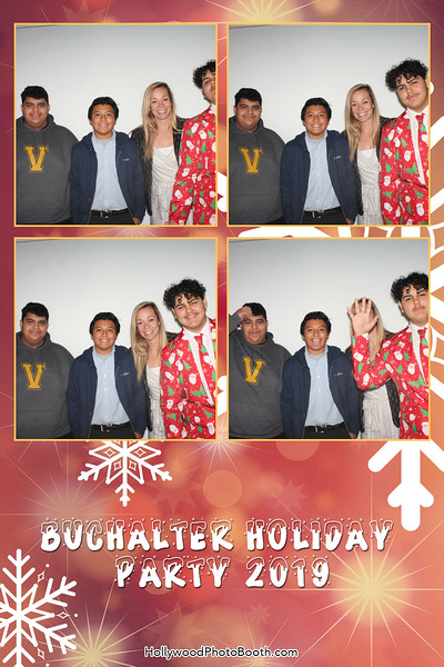Buchalter Holiday Party 2019