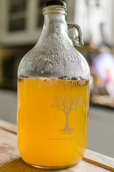 Brewing Sima, traditional recipe from Finland. How to make Sima, Finnish Fermented Lemonade