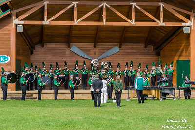 9-29-2018 St Vincent Marching Band