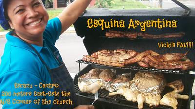 Esquina Argentina1 Restaurant - Escazu, Costa Rica