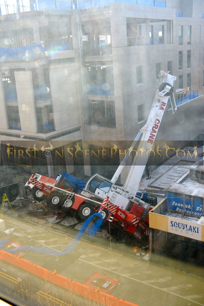 12/18/13 - Crane Collapse