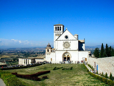 Assisi, Italy September 11, 2001