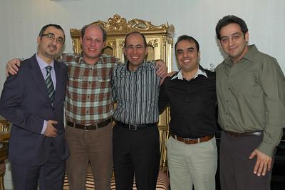 With Kambiz's Friends