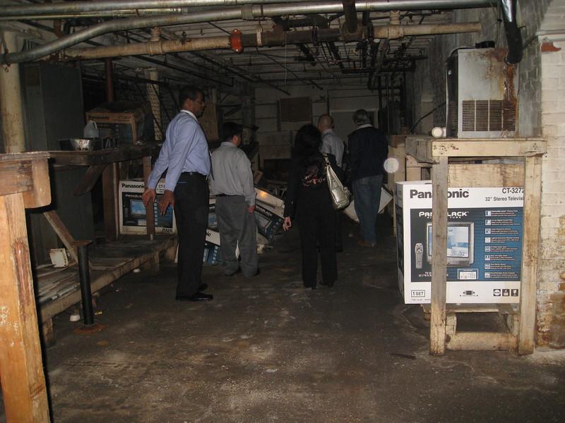 2010, Inside Little Joe's