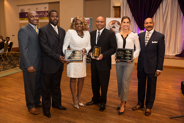 Robert R Church Awards 2015 Winners