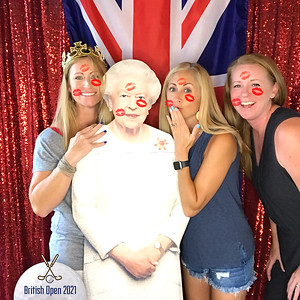 British Open Party