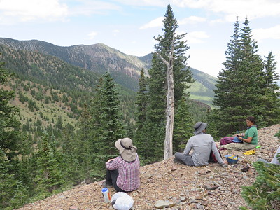 2019 Leader Training Project, Kachina Peaks Wilderness