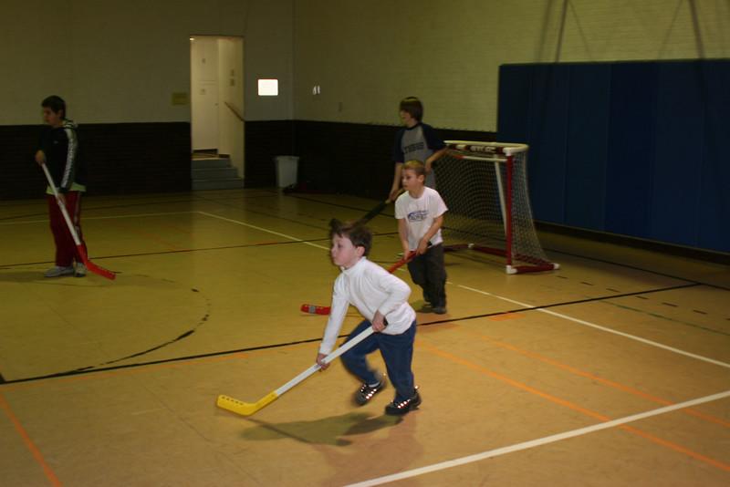 05 12 10 Bradford Co YMCA Floor Hockey