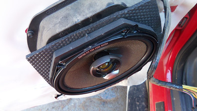 2001 Ford F150 Front And Rear Speaker Installation - USA