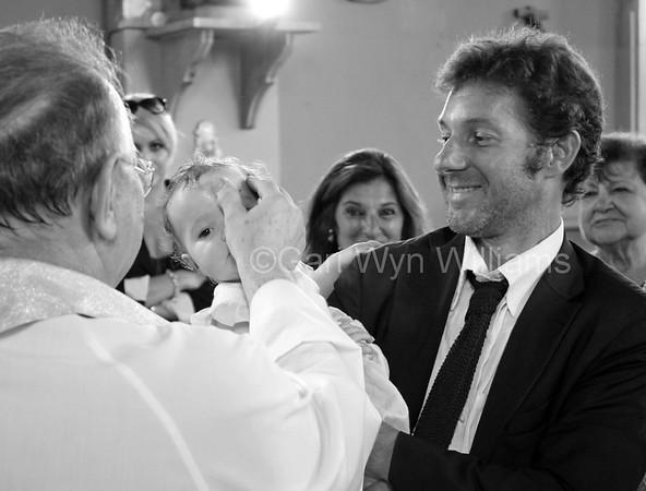 Emma & Olivia Baptism