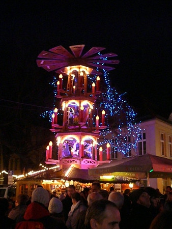 2011 Potsdam Christmas Market and city tour