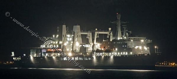 RFA Vessels