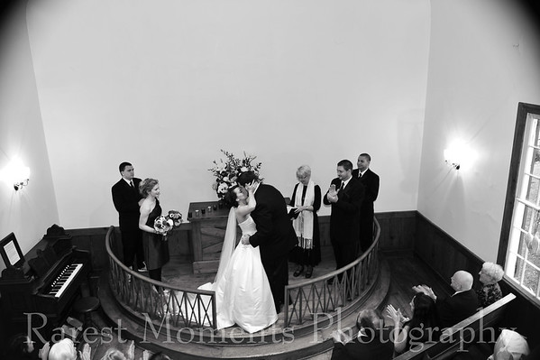 Holly + Garrett Wedding