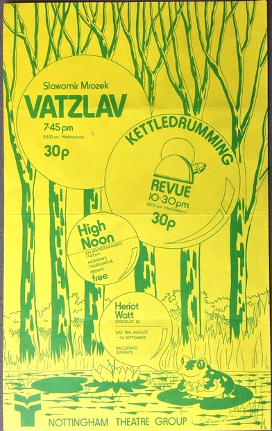 Vatzlav poster