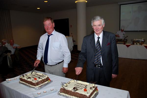 2010-05-07 Michael Glynn & Richard Bolton - The Retirement Party