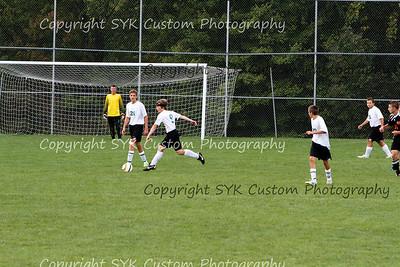 WBHS JV Soccer vs Marlington