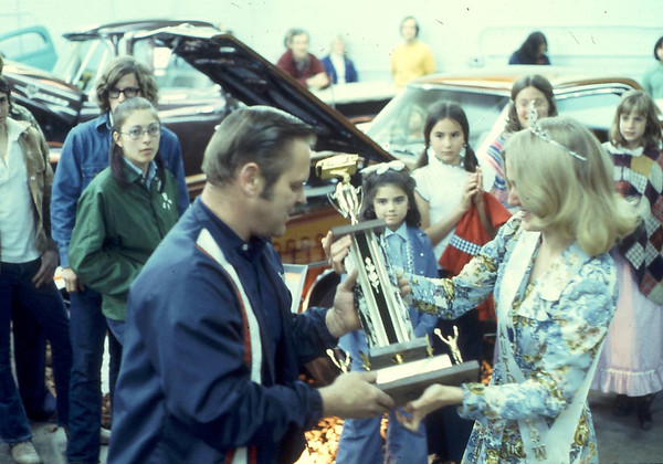 NJC Auto Show 1974