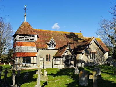 St Helen, Church of England, Church Lane, Berrick Salome, OX10 6JP