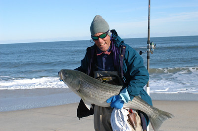 winter stripers are special.......