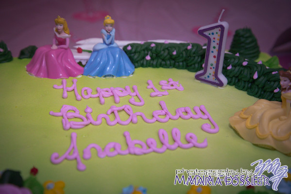 Anabelle Turns 1
