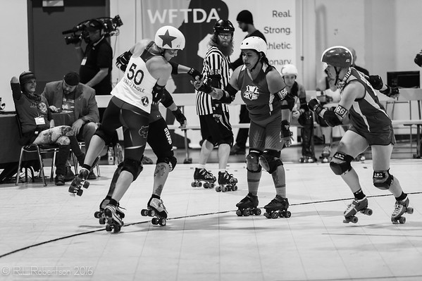 Rose City Rollers @ The Big-O 2016