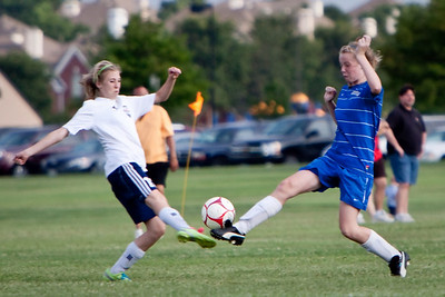 May 22 - 96GRed - Shawnee Trail vs Fort Worth United Gold