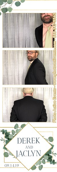 2019-09-14 Giants Ridge Wedding Photo Booth