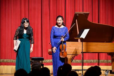 Chamber Music Series Piano & Violin