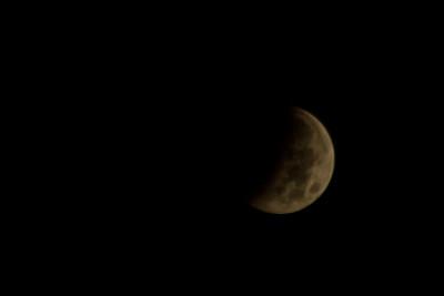Blood Moon Eclips 10-7-14
