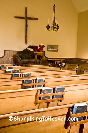 Pews and Pulpits