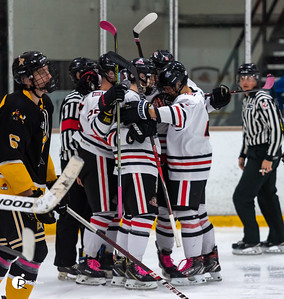 Saanich Braves vs. Nanaimo Buccaneers 04-Oct-2019