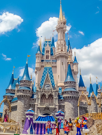 Orlando, FL - Walt Disney World
