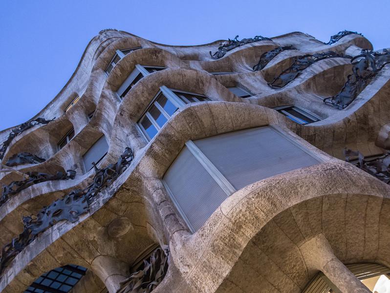 Barcelona, La Pedrera.