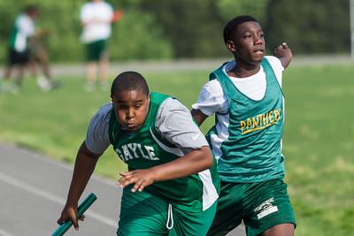 4 x 100m Relay