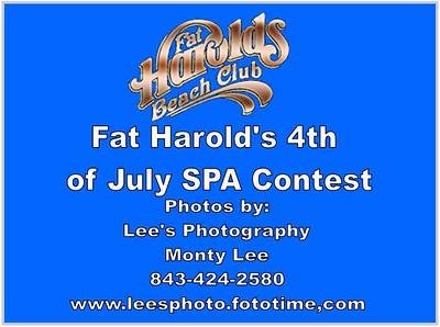2010 Fat Harold's SPA Shag Contest - July