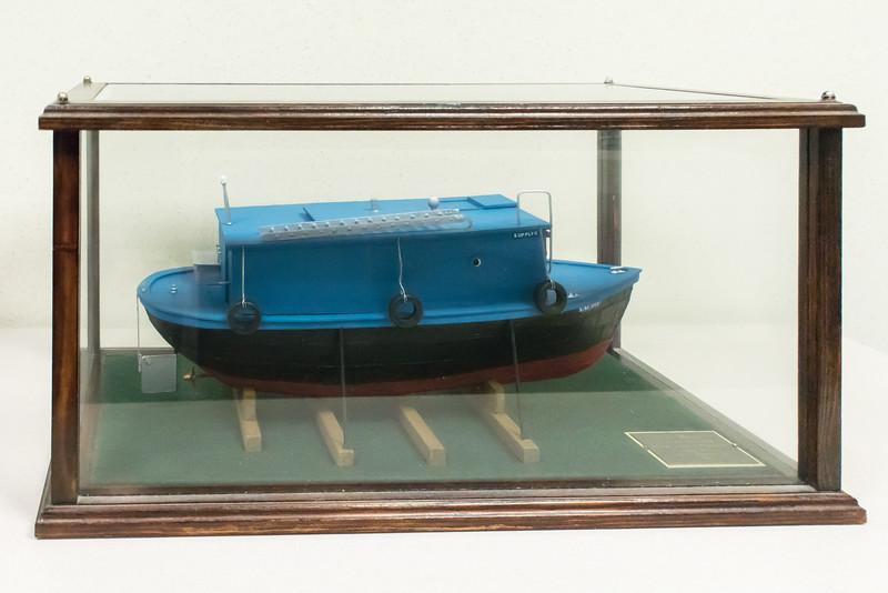 James A Robertson's Bumboat - 1960
