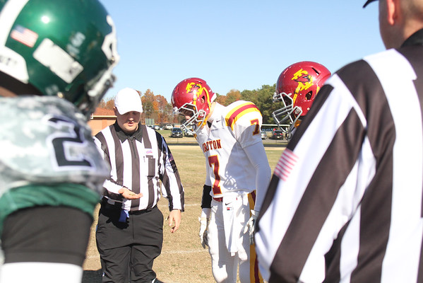 Football Championship: Ireton vs. Benedictine