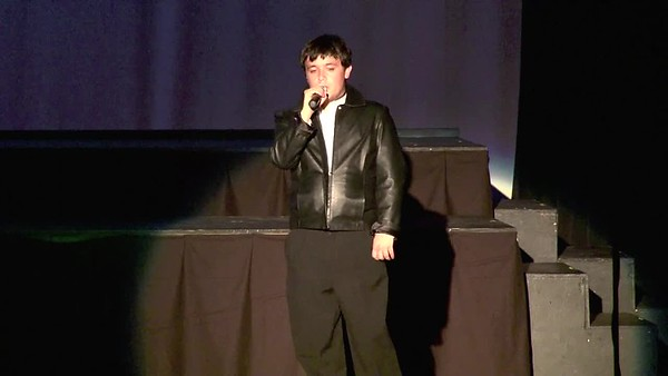 Alex S. Singing