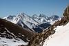 View from La Plata Peak, CO.