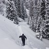 2020 02 04 Delaware North snow shoe RMNP