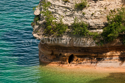 Pictured Rocks and Michigan Nature
