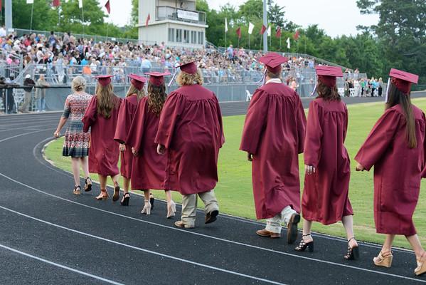 2017 05 25 Garrison High School Graduation
