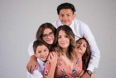 Cano Family Studio Session