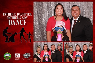 MCN Daddy Daughter, Mother Son Dance 2020